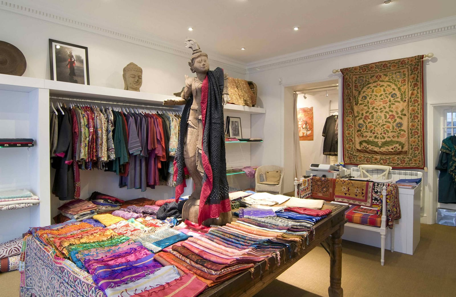 The Maharani Trading Shop